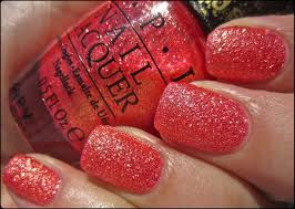 OPI Liquid Sand- The Bond Girl Collection in JINX